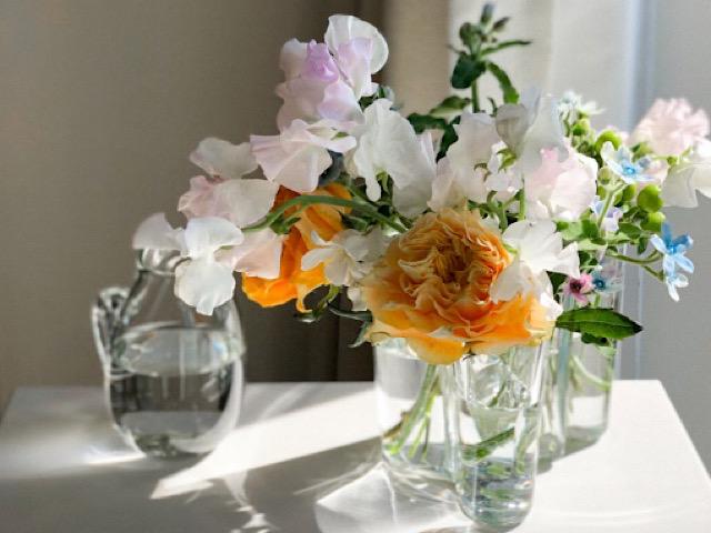iittala(イッタラ)の花瓶を使ったおすすめの飾り方の画像