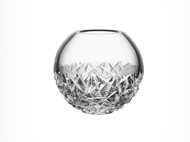 Orrefors(オレフォス)Carat Globe フラワーベース130㎜の画像